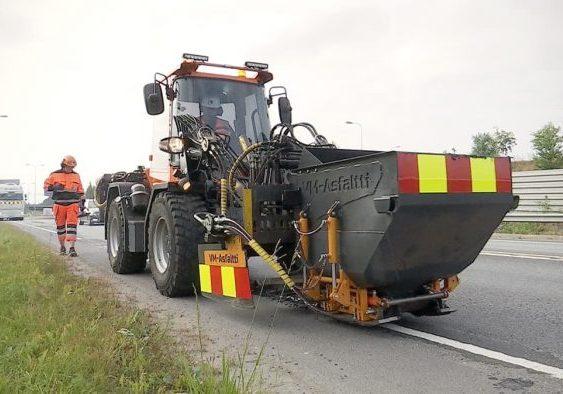 VM asfaltti